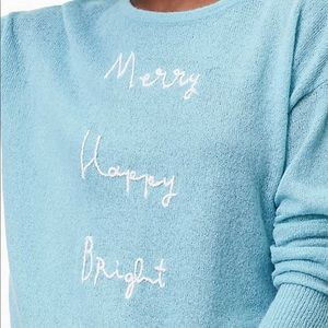 LOFT Merry and Bright sweater size XS